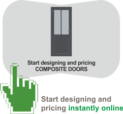 Instantly Design and Quote your new Composite Door